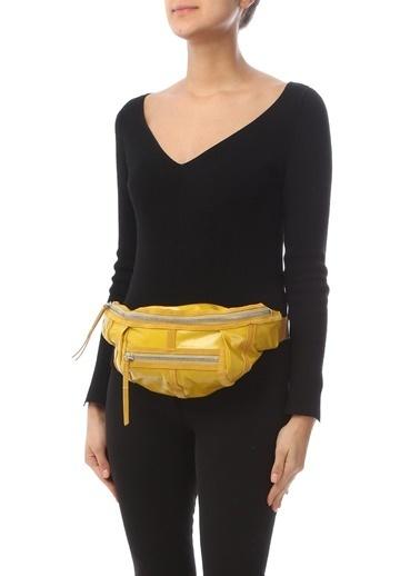 Etoile Isabel Marant Bel Çantası Sarı